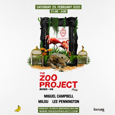 zoo project ibiza sugar hut